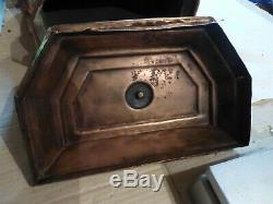 Old Wall Fountain Huge Copper Faucet Bird Pattern + 7 105 Kilos
