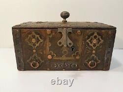 Old Wooden Box Popular Art