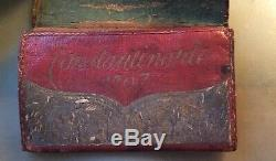 Ottoman Wallet Inscribed Constantinople 1767. Ottoman Trimmings