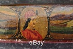 Pencil Box Qajar Persia 19th