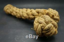 Phalus Penis Old Rope Knot Purpose Of Marine Purpose Erotic Xxth
