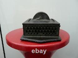 Piggy Bank Plc Old Cast Iron