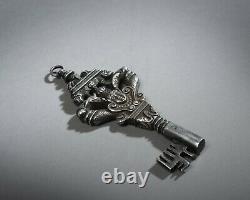 Popular Art Iron Forge Key Old Chiave Key