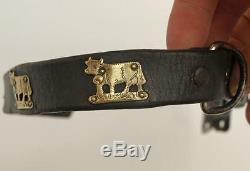 Popular Art Unusual Mountain Pasture Herd Dog Collar
