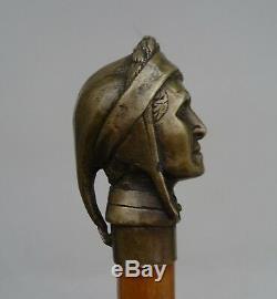 Pretty Cane Casse Tête Pommel Bronze Contained Dante