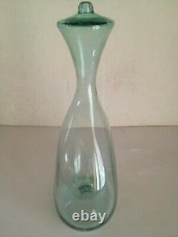 Rare Gourd 45 CM Glass Blown Popular Art Former Shepherd Onion Bottle