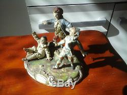Rare Group Lead From Nuremberg Polychrome Very Old