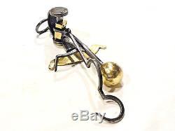 Rare Old Tool And Ancient Roman Pendulum Nineteenth