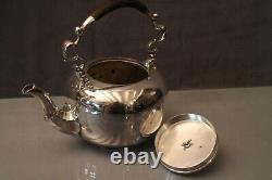 Russian Silver Teapot Russia