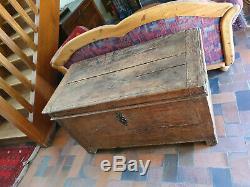 Safe Old Wood