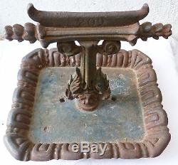 Scraper Sole Threshold Door To Put Function Tire Iron Ornate Botte