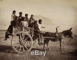 Sicily. Folk Art. Italy. Part Of Sicilian Wagon