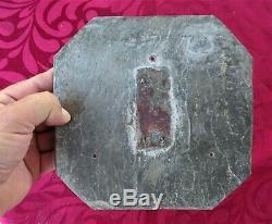 Small Slate Sundial Dated 1792