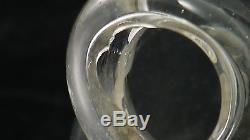 Smear Feeding Bottle 18 Eme 19 Eme Glass Breathing Bel State (a244)