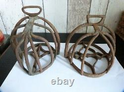 Stairs Antique Wrought Iron Popular Art 18th