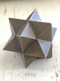 Star Of Galilee, Dodecahedron, Headphones, Bronze Mastery Curiosity