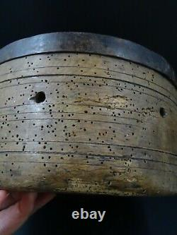 Superb Old Mold And A Big Cheese Model Popular Art Upper Savoy