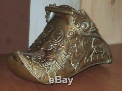 Superb Stirrup Bronze Early Nineteenth, Spanish Conquistador