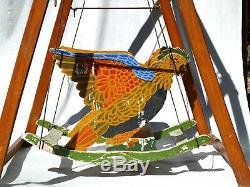 Swing Swing For Parrots, 1940-1950