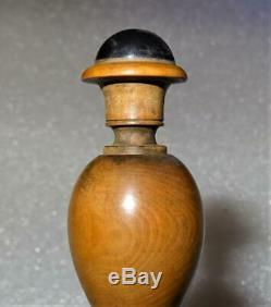 Unusual Bell The Magic Millet Boxwood Circa 1890