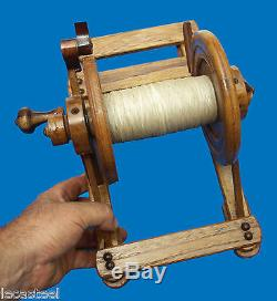 Unusual Winder Work Desk Wooden String Of School Or Apprenticeship