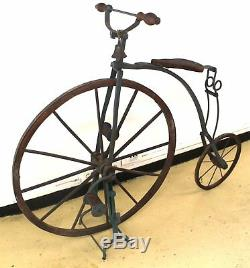 Vélocipède, Old Bike Around 1870