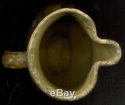 Very Rare Pitcher Terracotta Glazed MIDI Of France Eighteenth Century