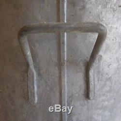 Washer Washer Alg N ° 0 Metal Zinc Vintage Art Deco Twentieth France