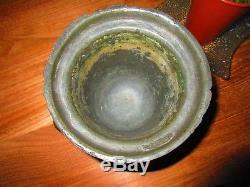 Art populaire mortier zoomorphe haute epoque
