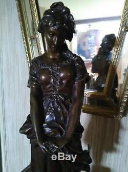 Bronze Signée Jean-Baptiste Germain 1841-1910