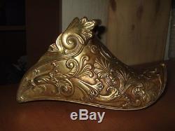 Superbe Étrier en bronze début du XIX eme, Conquistador Espagnol
